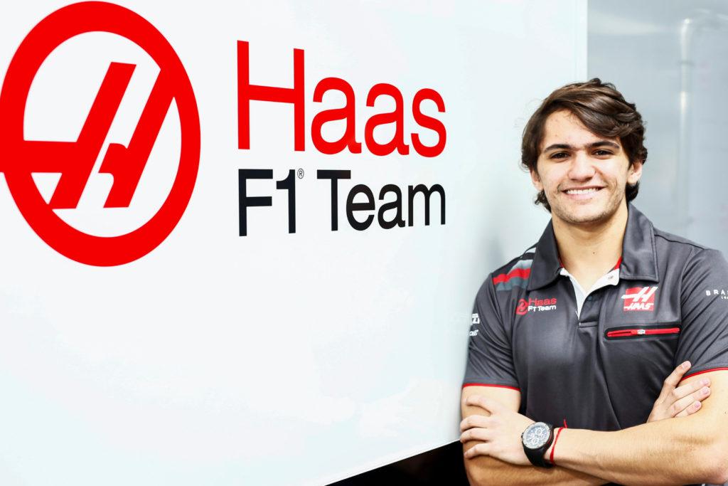 Pietro Fittipaldi è nuovo test driver della Haas in Formula 1