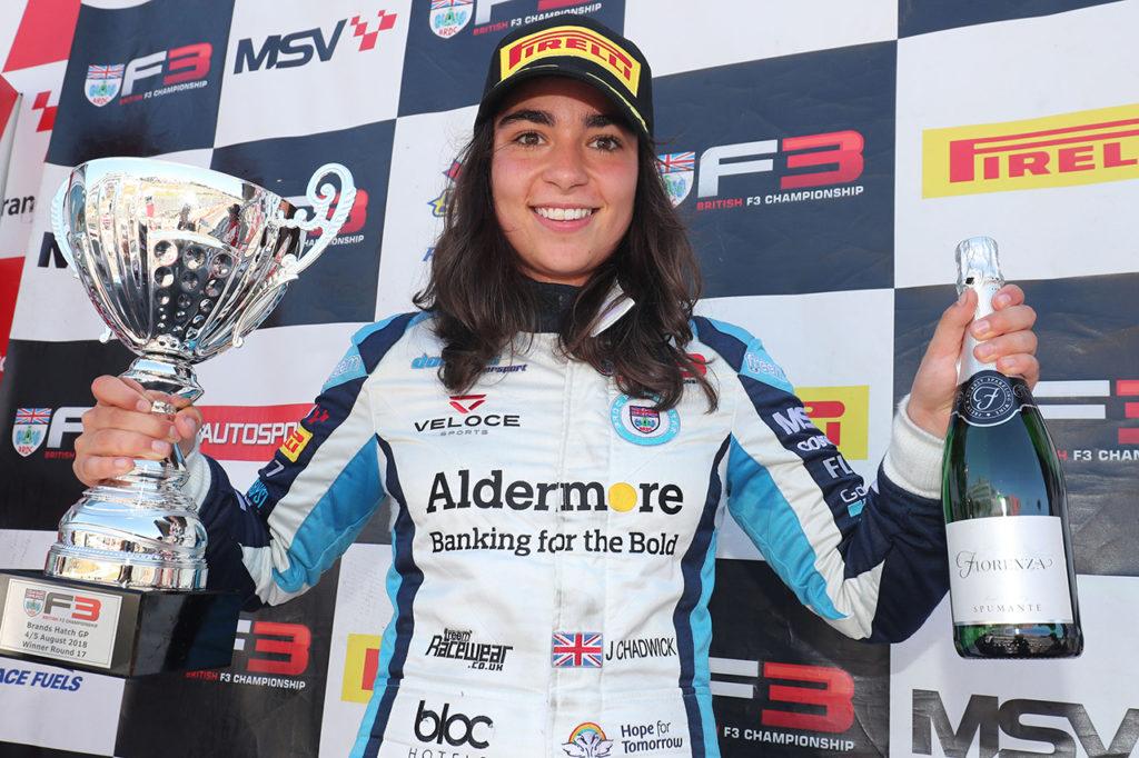 Formula E | NIO porta in pista Jamie Chadwick nei test di Riyad