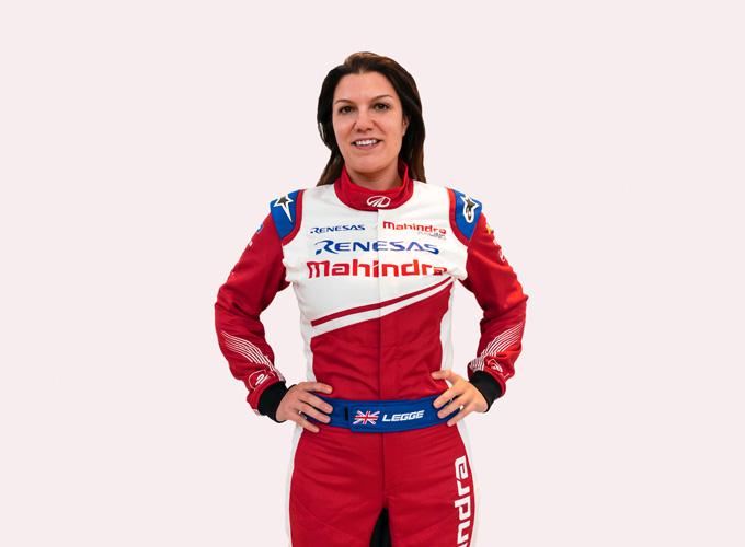 Formula E | Mahindra schiera l'esperta Katherine Legge nei test di Riad