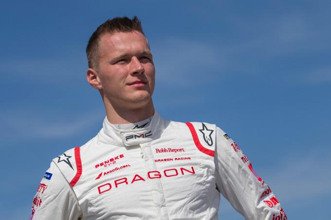 Formula E | Dragon promuove Gunther nel ruolo di pilota titolare