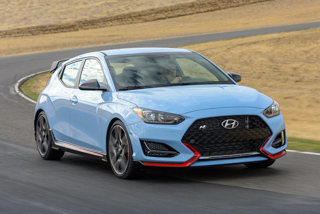Hyundai raddoppia: in arrivo la Veloster N TCR per il 2019