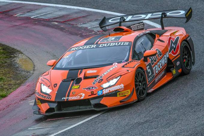Lamborghini Super Trofeo | Altoè-Zampieri campioni del mondo con il team Antonelli Motorsport