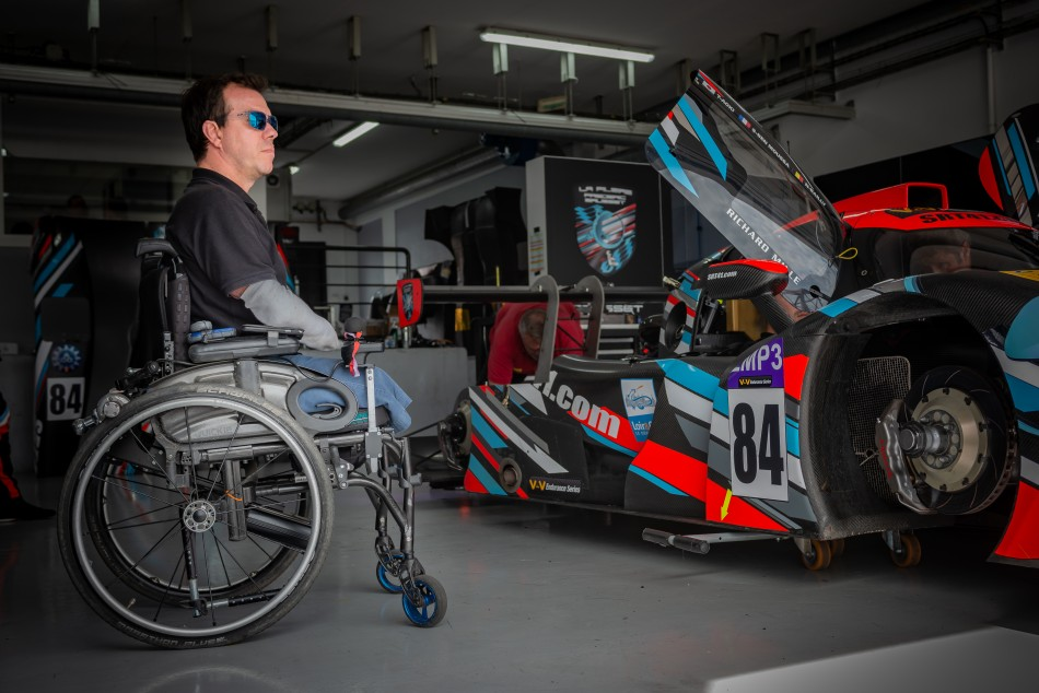 WEC | Sausset punta a Le Mans 2020 con un team di soli disabili