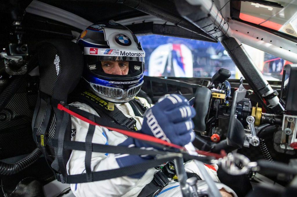 Primi test per Alex Zanardi in vista della 24 Ore di Daytona