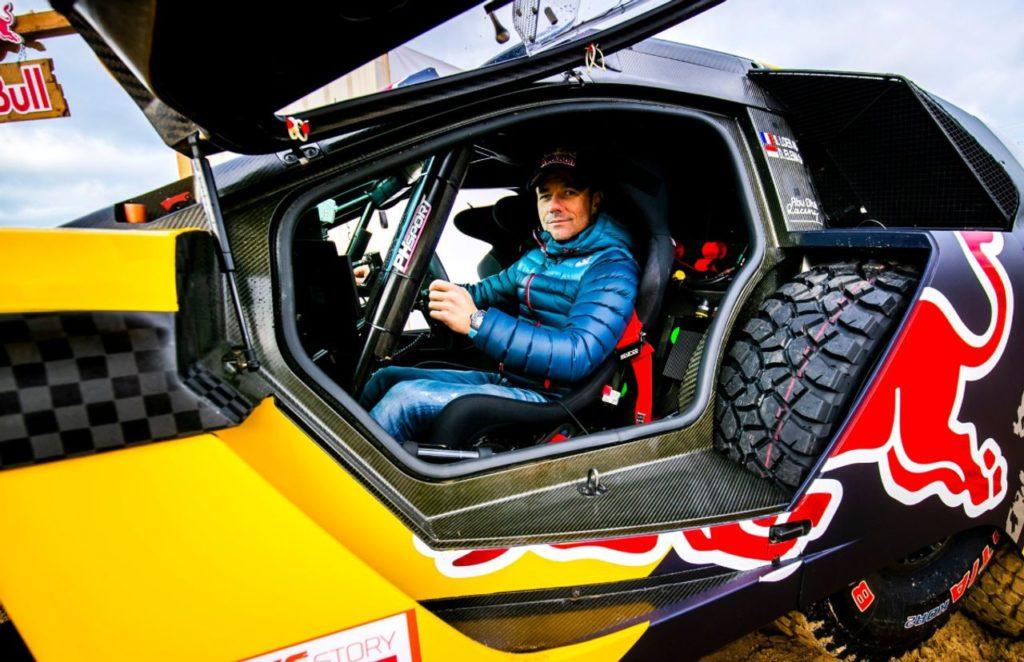 Dakar | I protagonisti dell'edizione 2019: Loeb con la Peugeot 3008 DKR, da privato