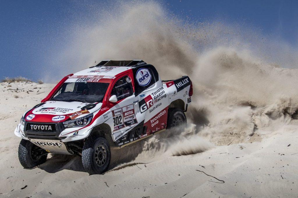 Dakar | Toyota al via dell'edizione 2019 con tre Hilux e una line up di esperienza