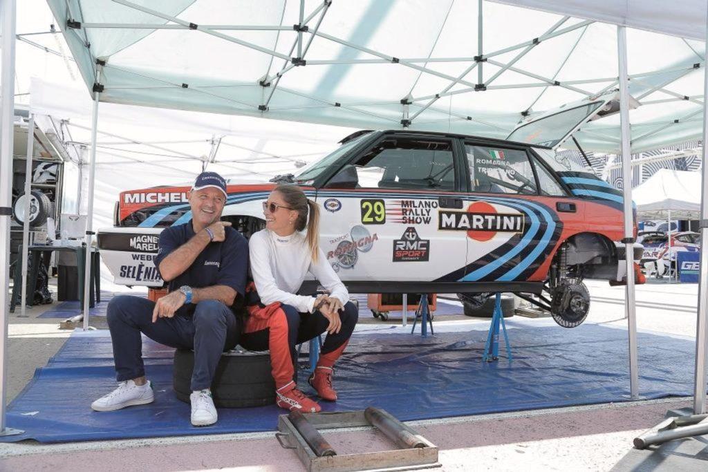 Eberhard & Co. con Bettina Biasion