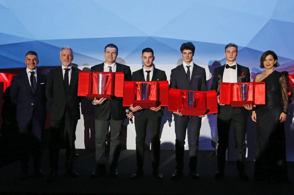 Porsche Carrera Cup Night: premiati a Roma i campioni del monomarca tricolore (con un ospite speciale)
