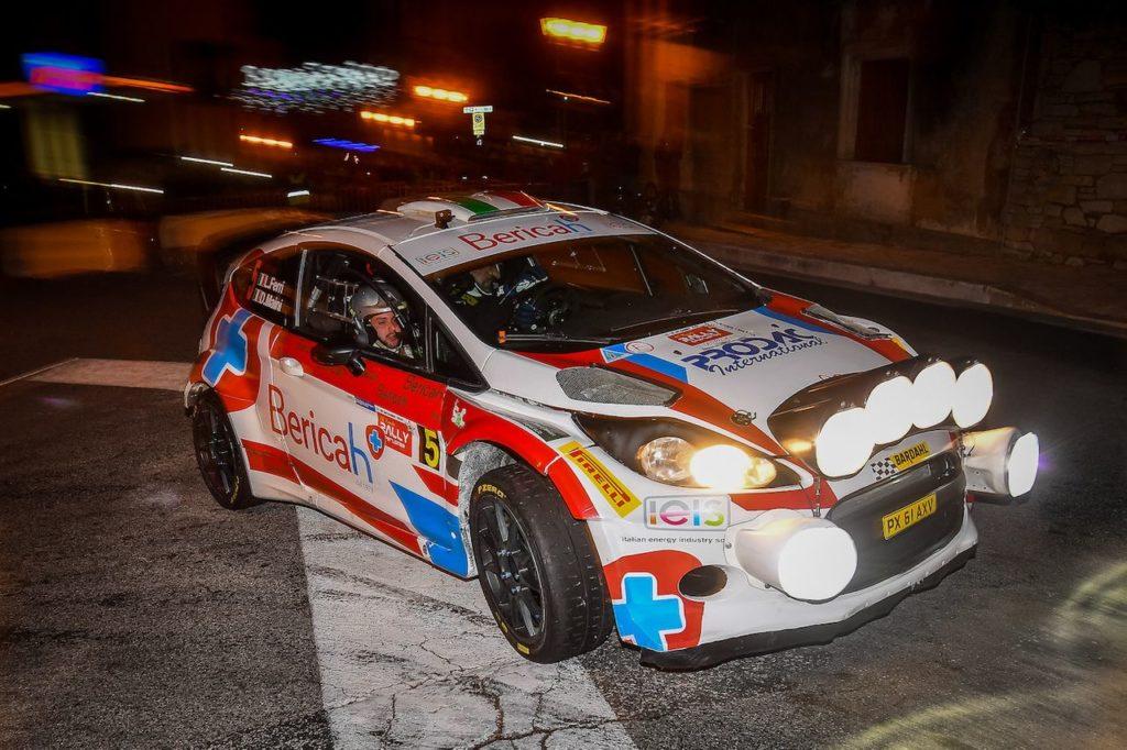 """Rally Ronde di Sperlonga, il trionfo di Luca Ferri: """"Mi sono divertito tantissimo"""""""