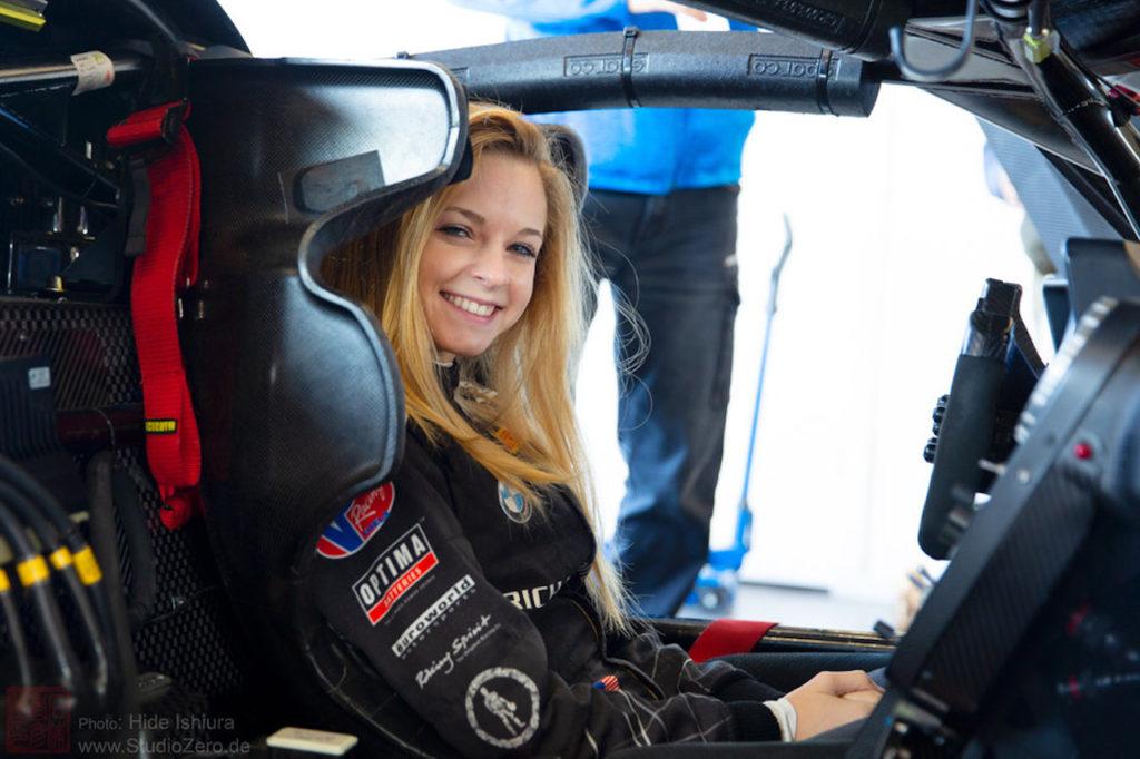 Scuderia Cameron Glickenhaus promuove le donne nel Motorsport