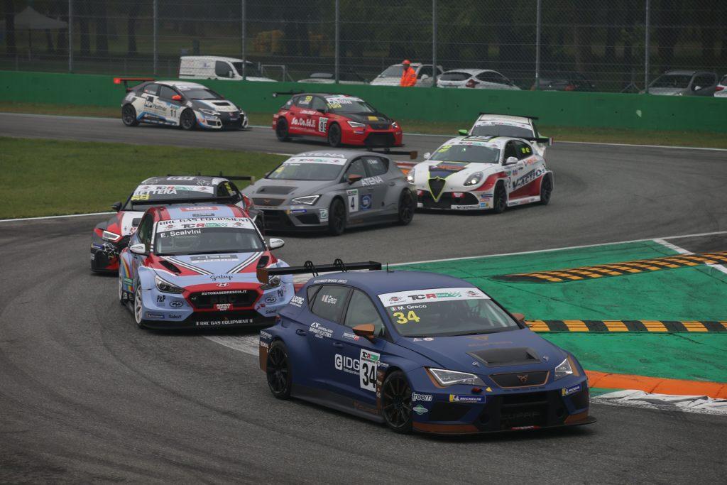 TCR Italy | Svelato il calendario per la stagione 2019, si parte da Monza