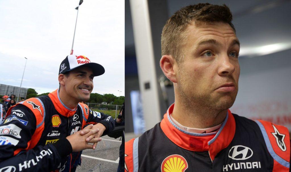 WRC | La nuova squadra Hyundai per il 2019 oltre a Loeb: confermato Sordo, fuori Paddon