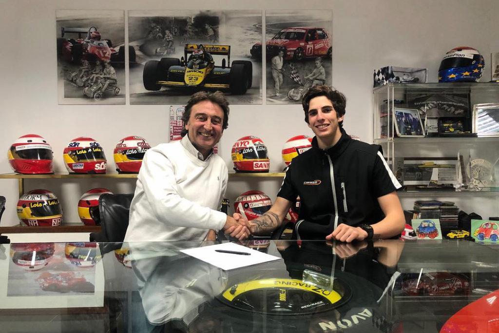 FIA F3 | Campos annuncia il primo pilota: ecco Fernandez