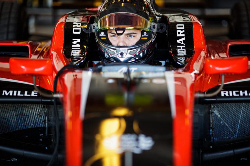 FIA F3 | Beckmann è il primo nome dell'ART Grand Prix per il 2019