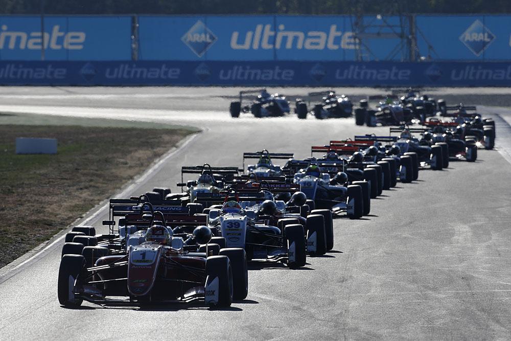 Addio alla vecchia Formula 3 europea, nasce la Formula European Masters