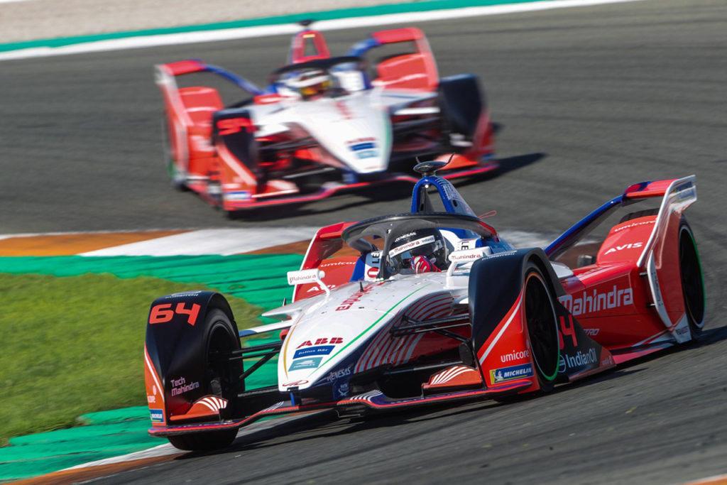Formula E | Mahindra Racing vuole il podio all'ePrix di Ad Diriyah