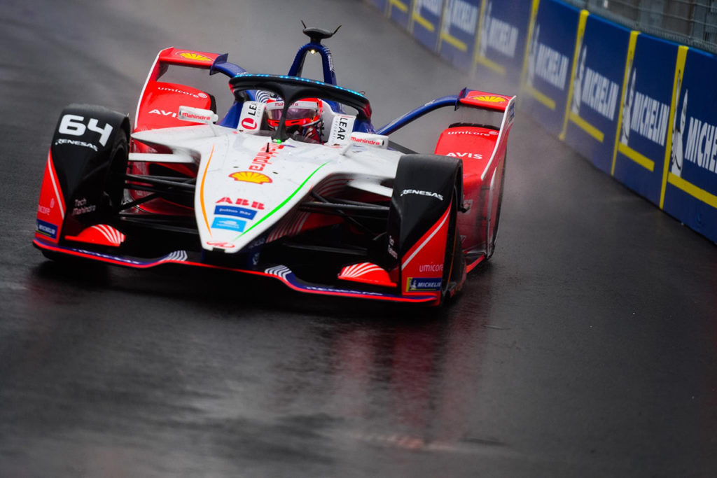 Formula E | Podio centrato da Mahindra Racing all'ePrix di Ad Diriyah