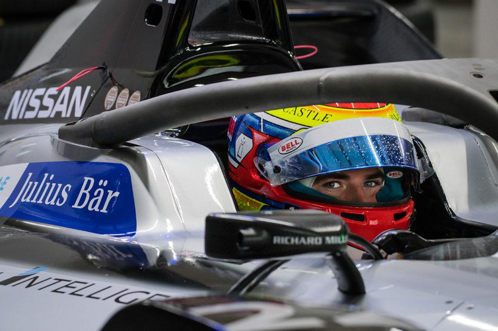 Formula E | Nissan e.dams al debutto nell'ePrix di Ad Diriyah