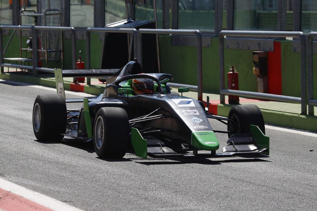 Formula Regional | Definito il calendario e i test collettivi, Pirelli fornisce le gomme
