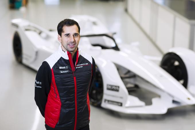 Formula E | Neel Jani è il primo pilota annunciato da Porsche