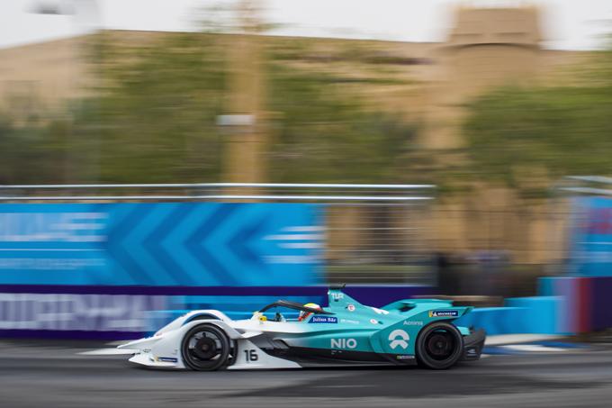 Formula E | Grande delusione in casa NIO dopo il primo e-prix della stagione