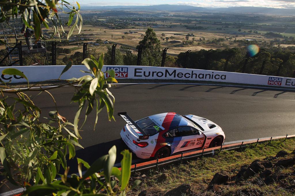 Intercontinental GT Challenge | BMW si prepara per la 12 Ore di Bathurst 2019