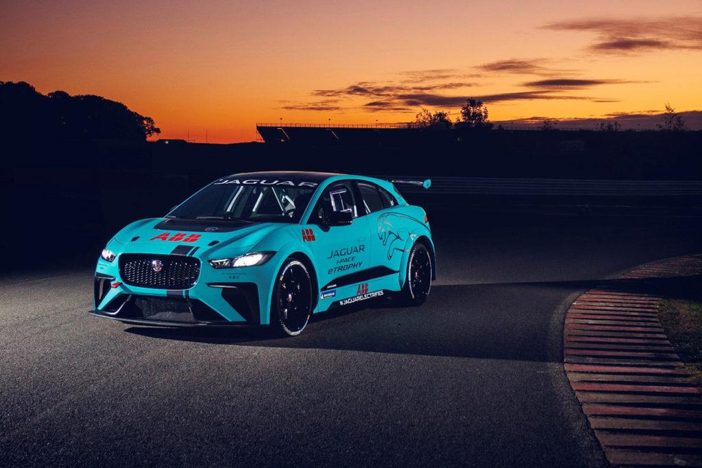 Jaguar I-Pace eTrophy | Tutto pronto per la prima edizione, il via in Arabia Saudita