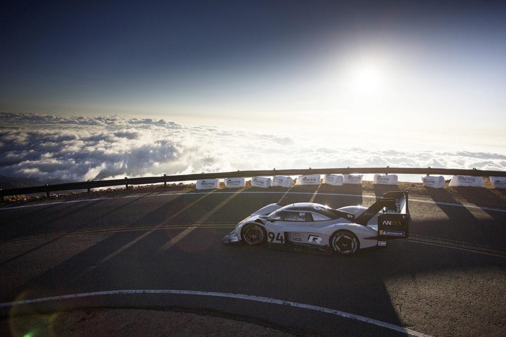 La Volkswagen I.D. R Pikes Peak prenderà parte alla Ice Race con Dumas
