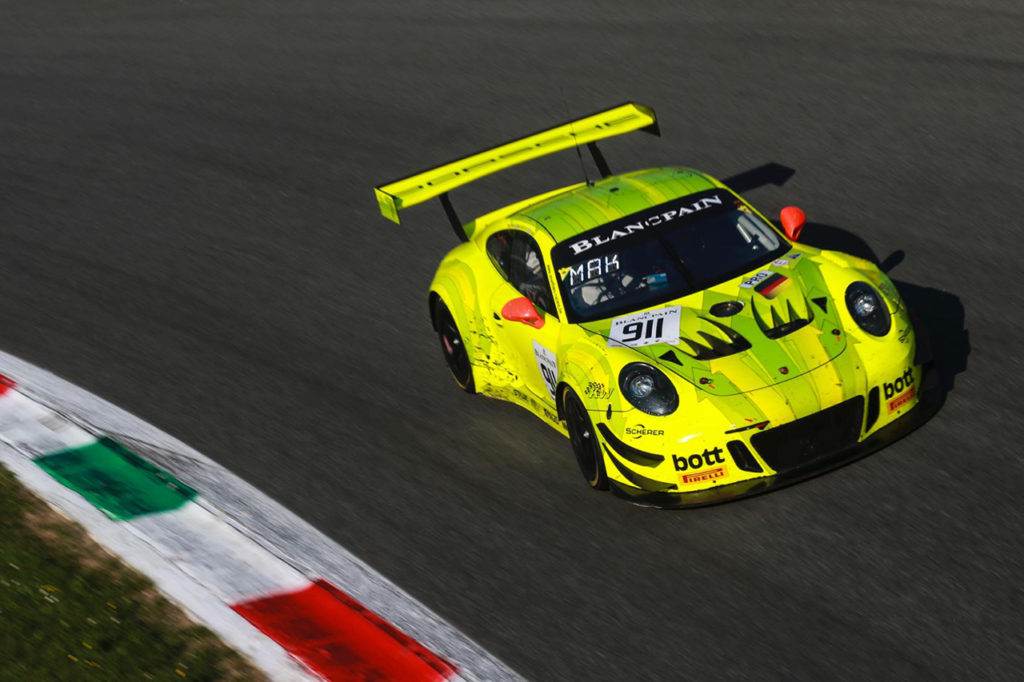 Blancpain | Porsche potenzia il proprio programma con due vetture per il 2019
