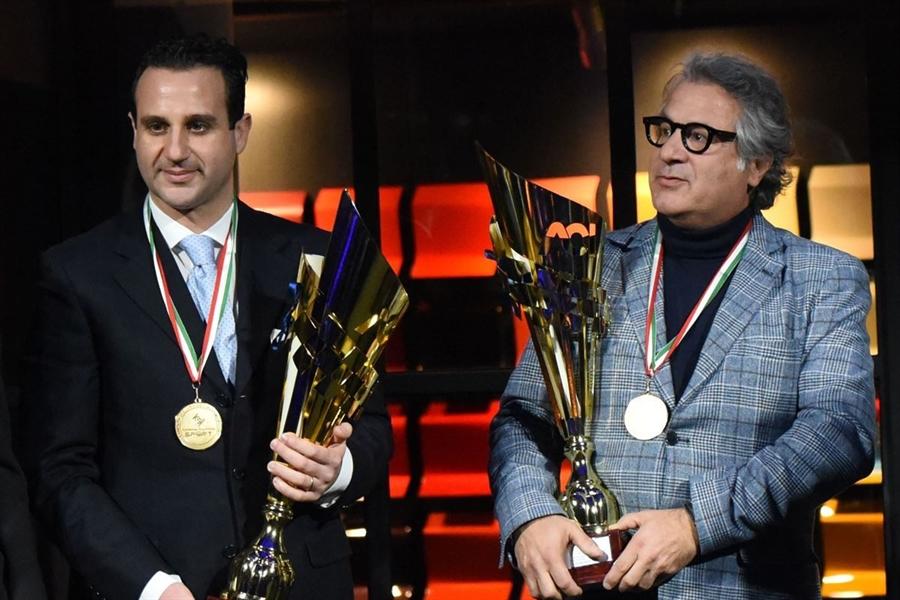 TCR Italy | Premiati i vincitori 2018 alla serata dei Caschi d'Oro