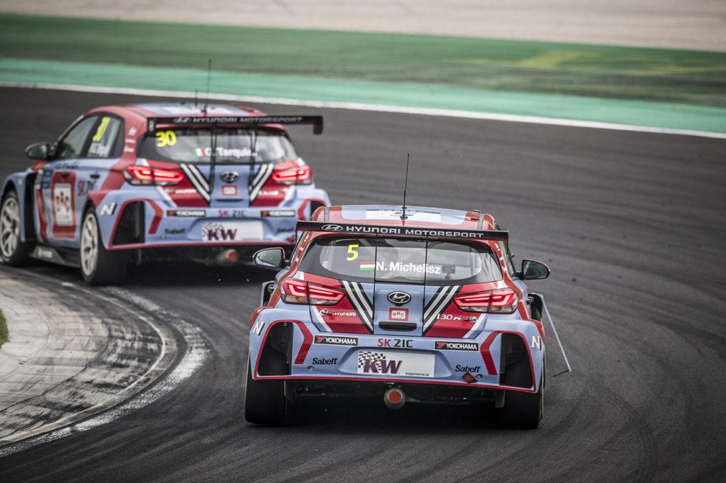 FIA WTCR | Hyundai conferma la propria line-up di quattro piloti per il 2019