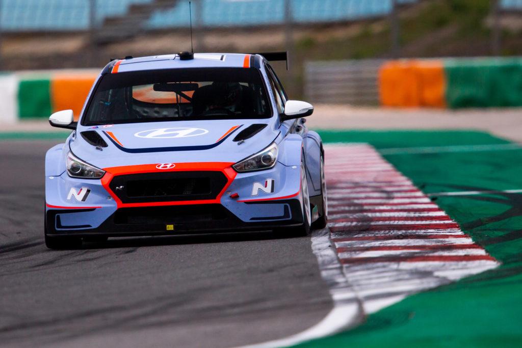 WTCR | Hyundai si prepara al 2019 con tre giorni di test in Portogallo