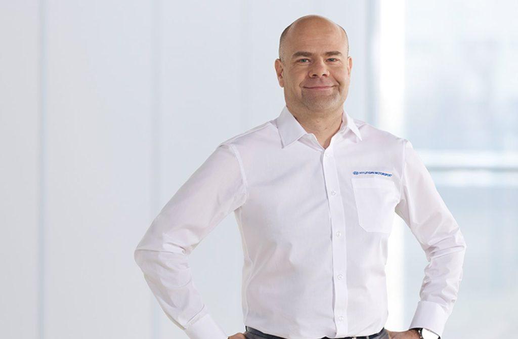 Andrea Adamo, nuovo Team Director Hyundai Motorsport, si presenta
