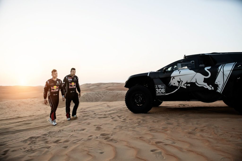 Dakar | Loeb alla fine non smette di stupire, anche da privato [VIDEO BEST OF]