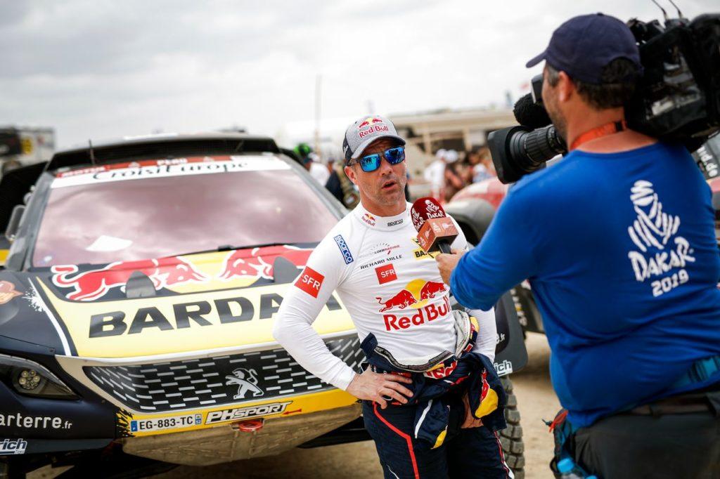 Dakar | Loeb si aggiudica Tappa 2, ma nella generale comanda Toyota. Disastro Peterhansel