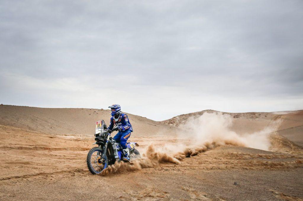 Dakar | Tappa 3, Moto: vince de Soultrait, si ritira il leader Barreda, faticano i KTM