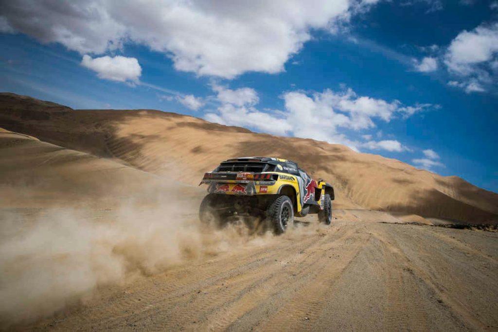 Dakar | Si riparte con Quintanilla leader tra le moto e la terza vittoria di Loeb