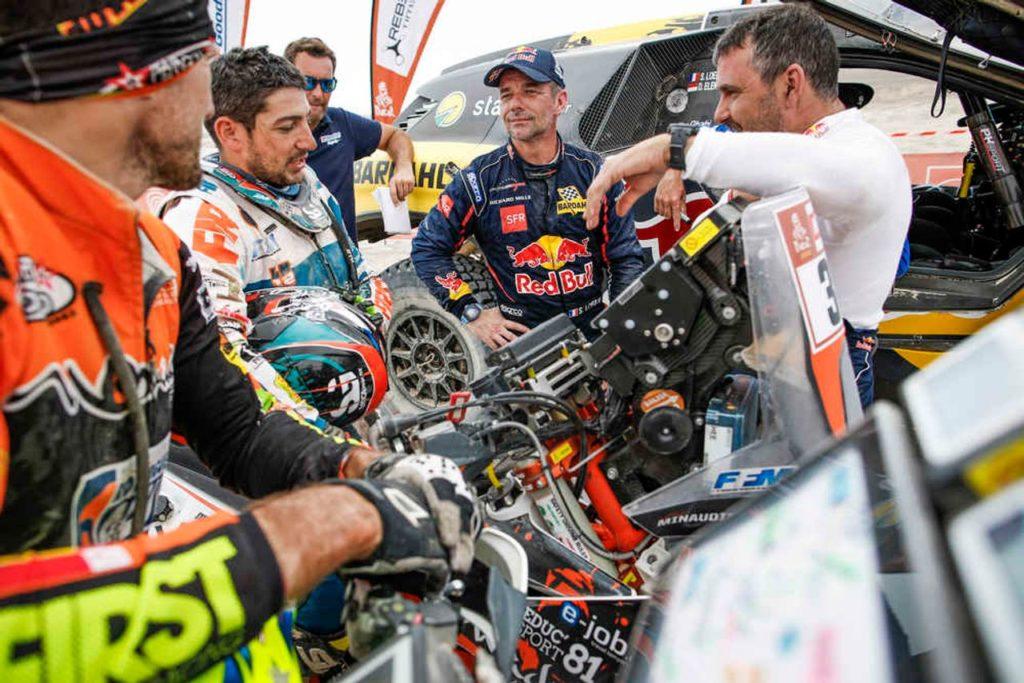 Dakar | Battaglia aperta tra le moto a due tappe dalla fine. Nelle auto si lotta per il podio