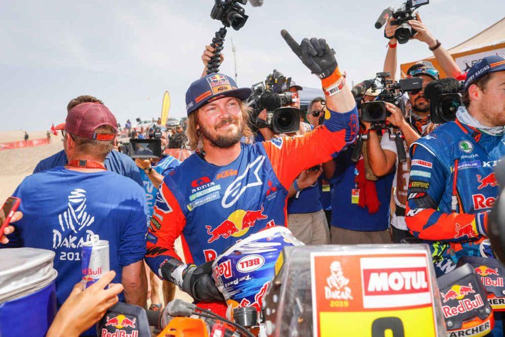 Dakar | Toby Price trionfa nelle moto: prosegue senza sosta il dominio KTM