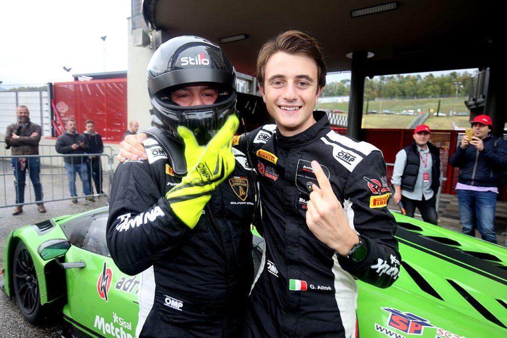 La stagione 2019 del giovane campione Giacomo Altoè parte dalla 24 Ore di Dubai