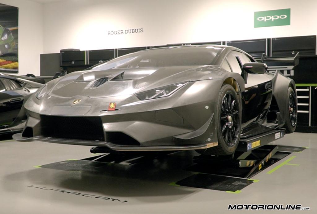 Lamborghini Squadra Corse, alla scoperta del reparto Motorsport [VIDEO INTERVISTA]