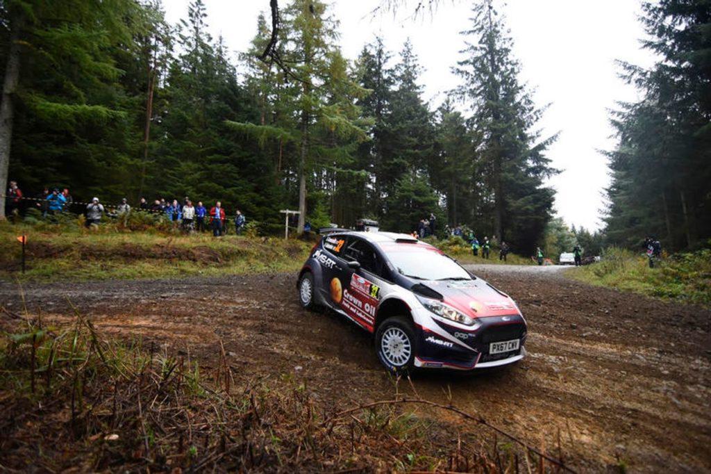 WRC | M-Sport Ford ufficializza i piloti per il WRC2 Pro: Greensmith e Pieniazek