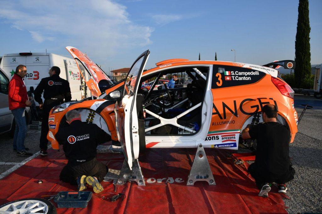 Il 2018 di Orange1 Racing nel CIR. Campedelli verso l'ERC? [VIDEO]