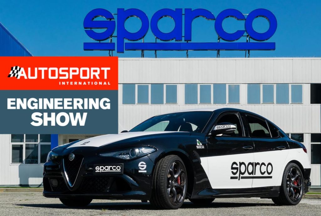 Sparco presente alla Fiera Autosport International 2019