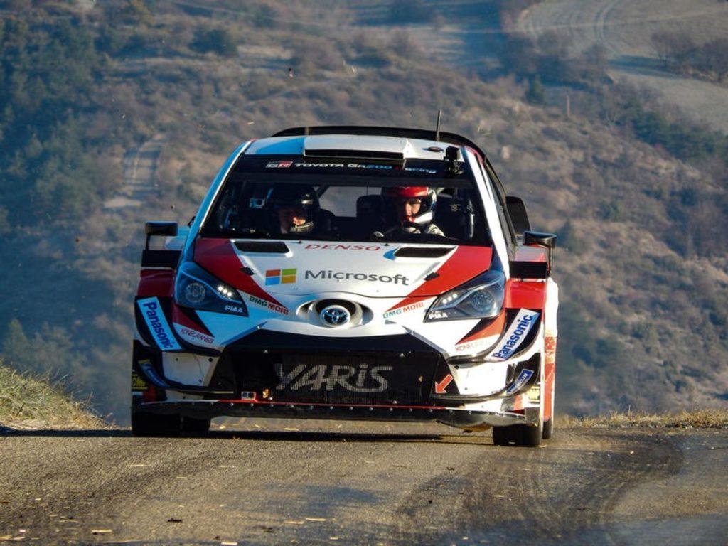 WRC | Shakedown Rallye Monte Carlo: riecco Kris Meeke. Le Citroen subito competitive [VIDEO]