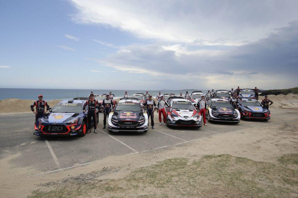 Ecco le novità del WRC 2019 e i primi iscritti al Rallye Monte Carlo (torna Bertelli?)