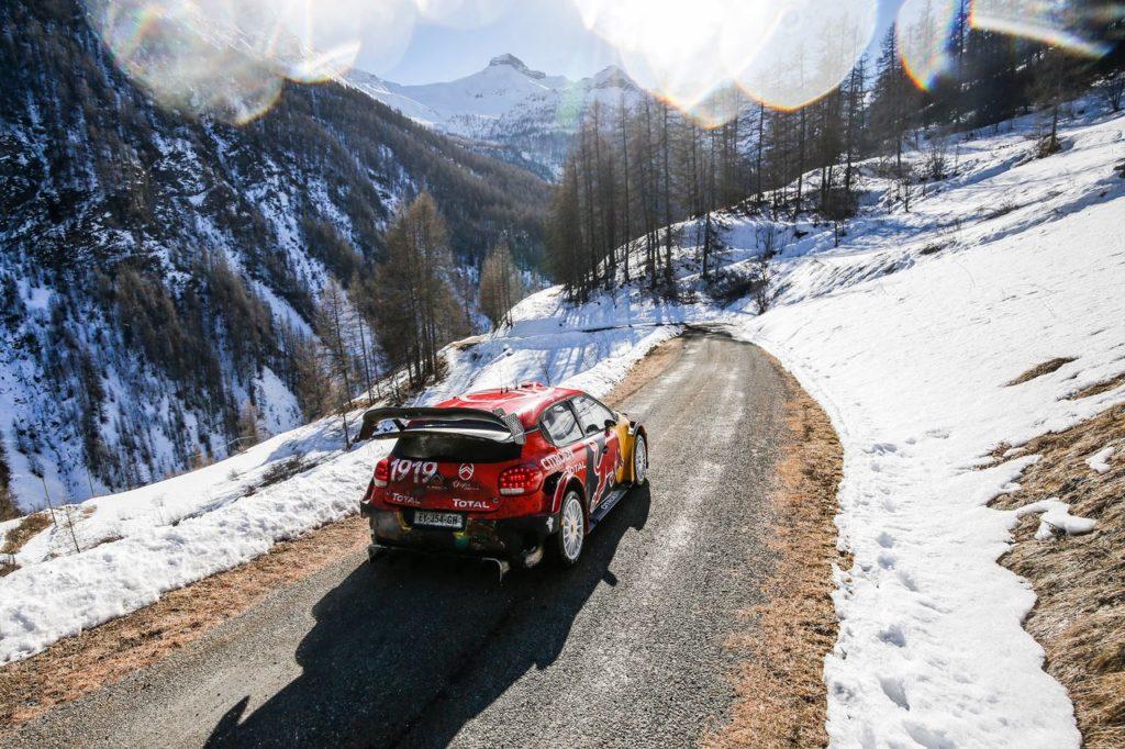 WRC | Il nuovo capitolo di Citroen comincia al Rallye di Monte Carlo