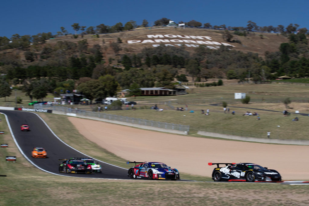 Intercontinental GT Challenge | Rivelata l'entry list per la 12 Ore di Bathurst