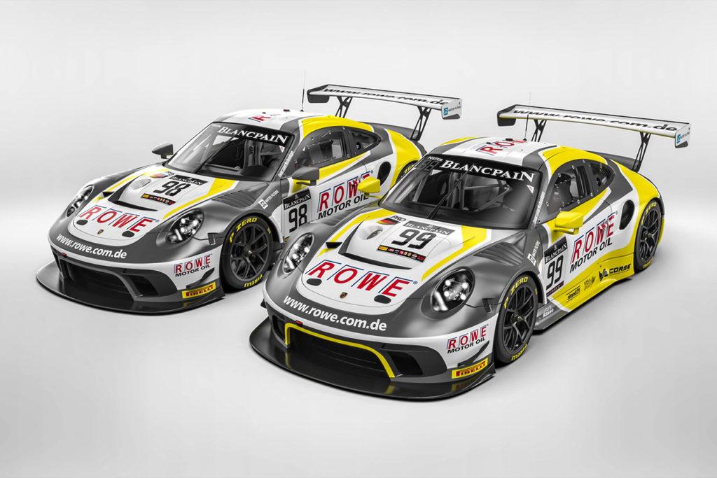 Blancpain | Addio BMW, ROWE Racing passa a Porsche nel 2019