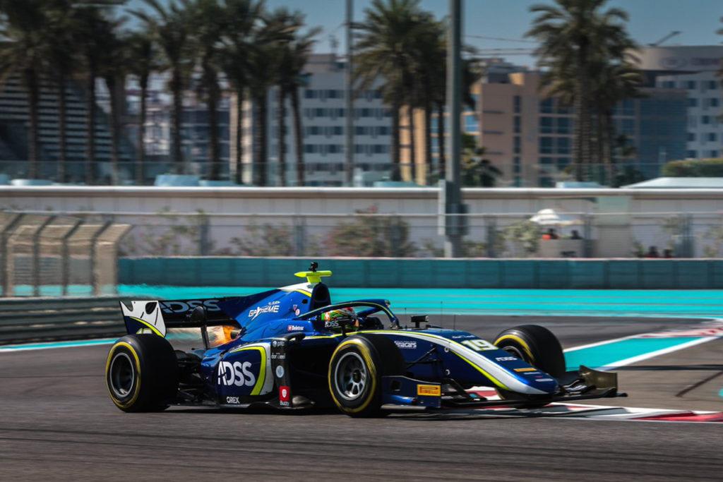 FIA F2 | Carlin aggiunge Deletraz alla propria line-up 2019